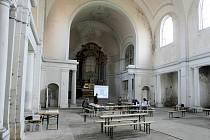 Kostel sv. Máří Magdalény.
