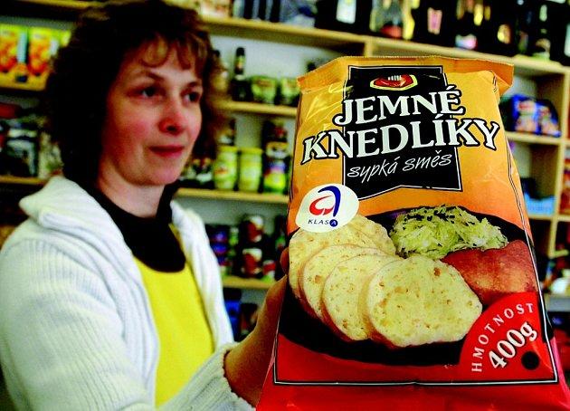 KVALITNÍ ČESKÝ VÝROBEK. Logo Klasa nelze na obalech přehlédnout. Označením se dnes může pochlubit téměř 1 400 potravinářským a zemědělským výrobků od dvou set českých firem.