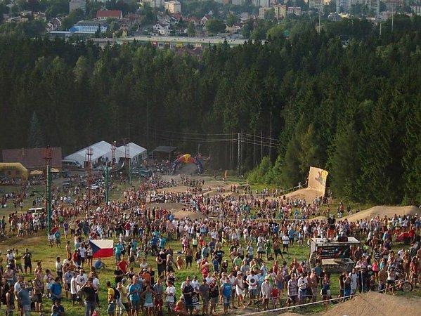 Nejlepší fourcrossaři světa se utkají na severu Čech.