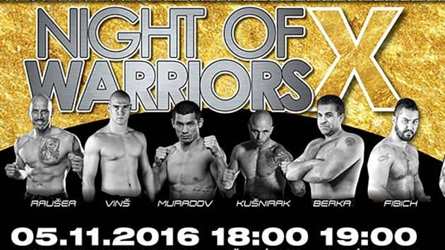Night of Warriors.
