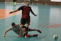 Futsalový Liberec remizoval v infarktovém duelu s posledním Tangem Hodonín 7:7.