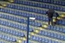 Na stadionu Slovanu Liberec řádil zloděj.