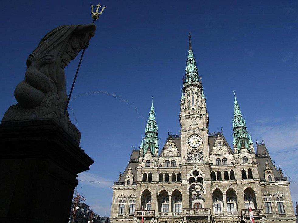 Liberec. Ilustrační foto.