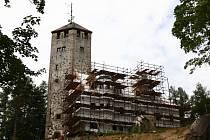 Liberecká výšina prochází rekonstrukcí.