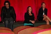 Na jabloneckou premiéru do kina Junior dokumentu Generace Singles zavítali i jeho tvůrci.