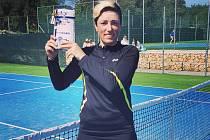 Liberecká Petra Krejsová vyhrála turnaj v Itálii