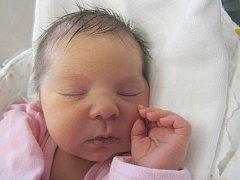 KAROLÍNA MARKOVÁ Narodila se 11. listopadu v liberecké porodnici mamince Janě Markové z Liberce. Vážila 3,20 kg a měřila 51 cm.