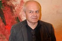 UMĚLEC Miloš Šejn vystavuje v Oblastní galerii i v Galerii U Rytíře.