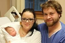 Mamince Barboře Pohnánové z Liberce se dne 28. října v liberecké porodnici narodil syn Kryštof Pošmourný. Měřil 51 cm a vážil 3,62 kg.