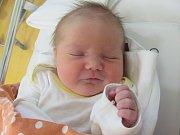 VERONIKA BOBÁLOVÁ. Narodila se 22. října v liberecké porodnicimamince Veronice Hausmannové z Dolní Suché.Vážila 3,54 kg a měřila 50 cm.