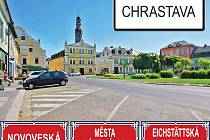 V Chrastavě se přejmenují ulice