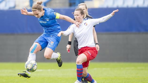 FC Slovan - Viktoria Plzeň 0:1 ŽENY
