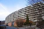 Obytný soubor Wolkerova navrhl architekt Jaromír Vacek jako ojedinělý solitér. Je příkladem idealistické vize architektury a bydlení 60. let. Inspirací mu byla skandinávská výstavba.