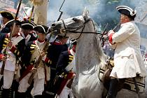 Bitva z roku 1757.