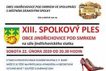 Společenský ples obce Jindřichovice