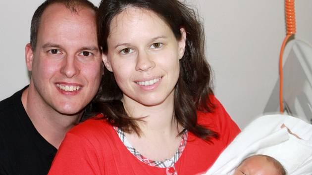 Mamince Pavle Sladké z Liberce se dne 24. dubna v liberecké porodnici narodil syn Marek. Měřil 48 cm a vážil 2,68 kg.