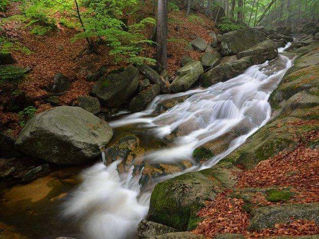 Hájený potok
