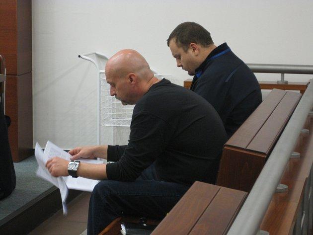 OBŽALOVANÝ Zdeněk Opatrný měl uplácet vychovatele, aby mohl telefonovat ven.