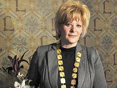 MARTINA ROSENBERGOVÁ, NOVÁ PRIMÁTORKA. Teprve druhá žena na vrcholném postu v historii města.
