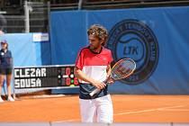 Pedro Souza vyhrál tenisové Svijany Open 2017.