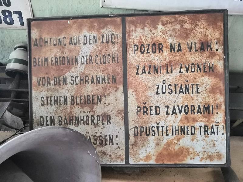 Muzeum Frýdlantských okresních drah.
