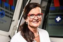 Irena Šebková Šťovíčková.