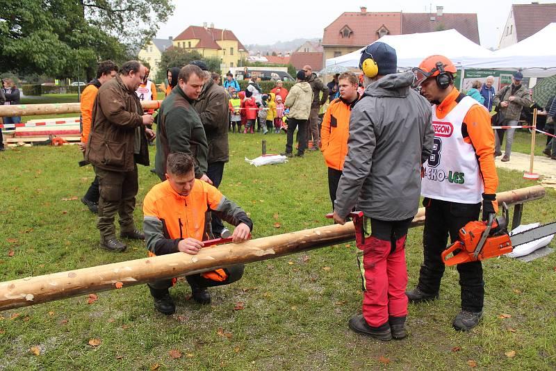 Jizerský dřevorubec 2021.
