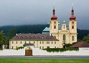 Eva Šrámková: bazilika Navštívení panny Marie