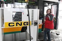 Výstavba nové plnící stanice je důležitým krokem k navýšení podílu autobusů s pohonem na stlačený zemní plyn ve vozovém parku Dopravního podniku města Liberce.