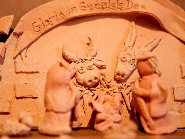 Šestý ročník výstavy v kostele sv. Anny nabídne betlémy historické i novodobé.