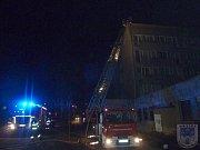 V Chrastavě hořel Kovák.