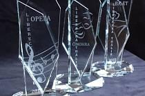 Cena pro vítěze Liberecké Thálie.