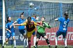 FC Slovan Liberec - FK Dukla Praha 3:0.  Ženy