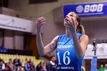 Reprezentační volejbalistka Helena Havelková.