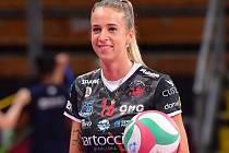 Volejbalistka Helena Havelková.