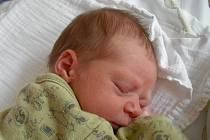 Daniel Petr. Narodil se 14. září v jablonecké porodnici mamince Barboře Farkašové z Liberce. Vážil 2,42 kg a měřil 49 cm.