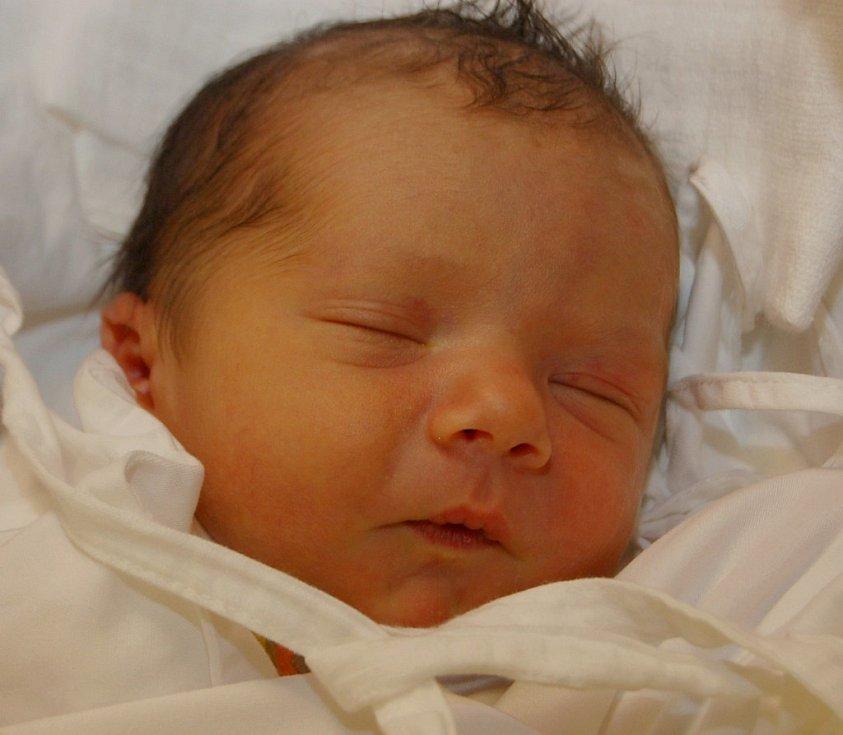 Mamince Nikole Balogové z Liberce se dne 31. prosince v liberecké porodnici narodil syn Albin Patrik. Vážil 2,73 kg.