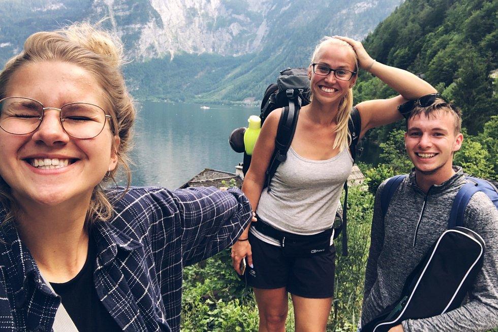 Martina Nekola se zamilovala do cestování.
