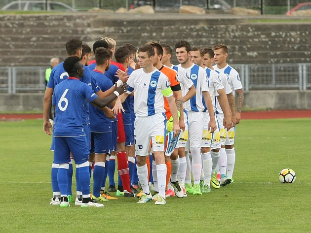 Fotbalová juniorka: Slovan Liberec - Slavia Praha