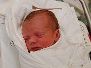 TOMÁŠ JINDRA  Narodil se 21. prosince v liberecké porodnici rodičům Nele Balážové a Marku Jindrovi z Nového města pod Smrkem. Vážil 2,92 kg a měřil 48 cm.