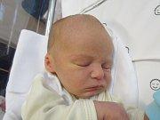 FILIP KYSELA Narodil se 2. října v liberecké porodnici mamince Lucii Kavjákové z Liberce. Vážil 3,25 kg a měřil 50 cm.
