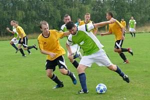 Snímek je z utkání loňské sezony mezi Jokers a Vískou.