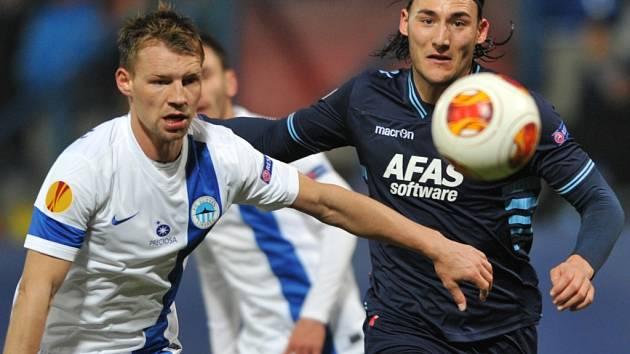 FC Slovan Liberec - AZ Alkmaar