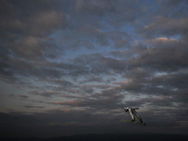 Finále letní Grand Prix ve skocích na lyžích - muži.