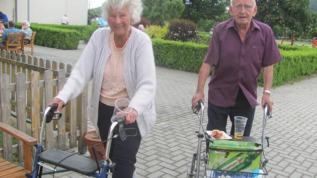 Ilustrační foto - domov důchodců