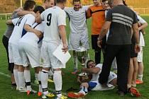 Finále fotbalového Konrad Cupu: Chrastava B - Hejnice B 6:2 (2:1) hattrick Ďuriše