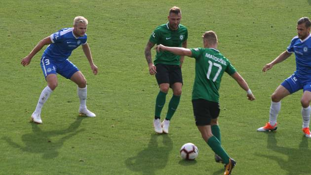 Slovan v dalším ligové kole narazí na Příbram.