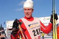 Björn Daehlie se Jizerské padesátky zůčastnil již před rokem.
