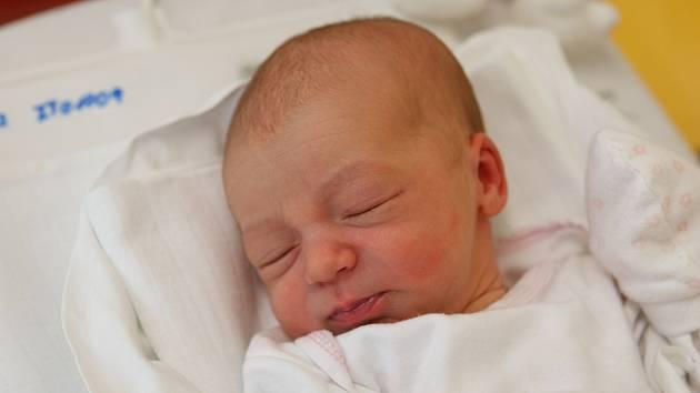Kristýna Dufková. Narodila se 8. srpna v liberecké porodnici mamince Miloslavě Dufkové z Liberce. Vážila 3,06 kg a měřila 47 cm.