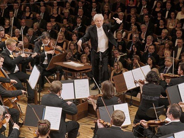 Česká filharmonie.